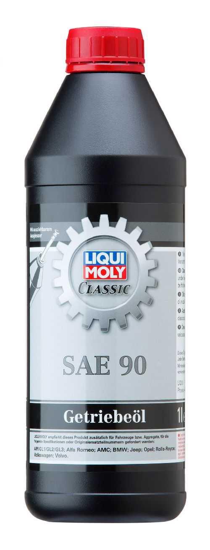 Classic Gearolie SAE 90 fra Liqui Moly