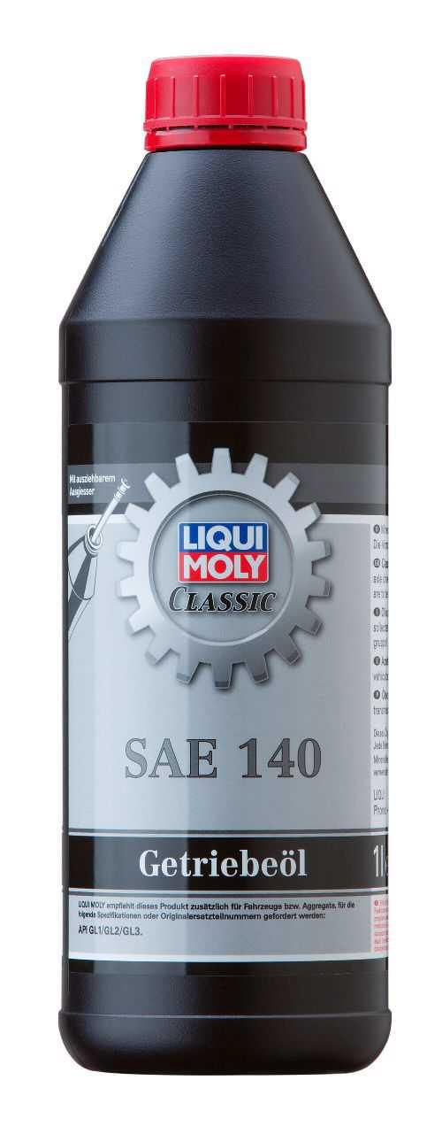 Classic gearolie SAE 140, Liqui Moly