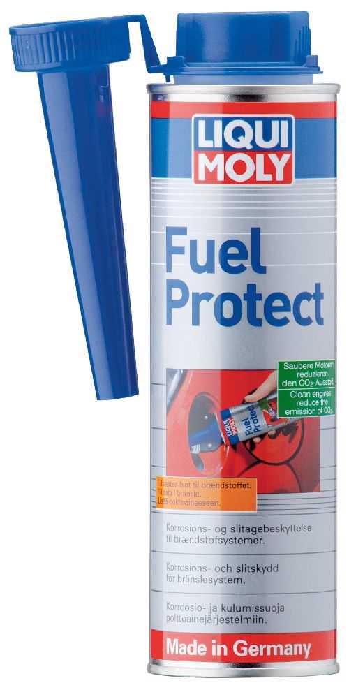 Fuel Protect additiv fra LIQUI MOLY