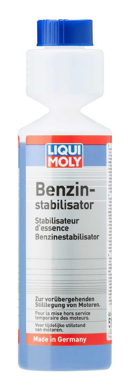 BenzinStabilisator fra LIQUI MOLY