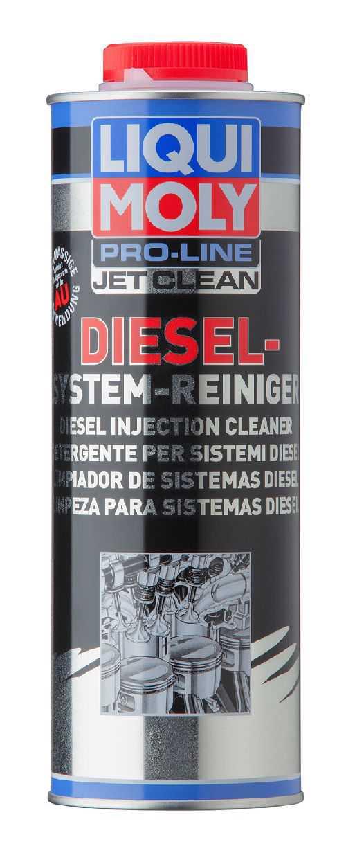 JetClean Diesel systemrens LIQUI MOLY