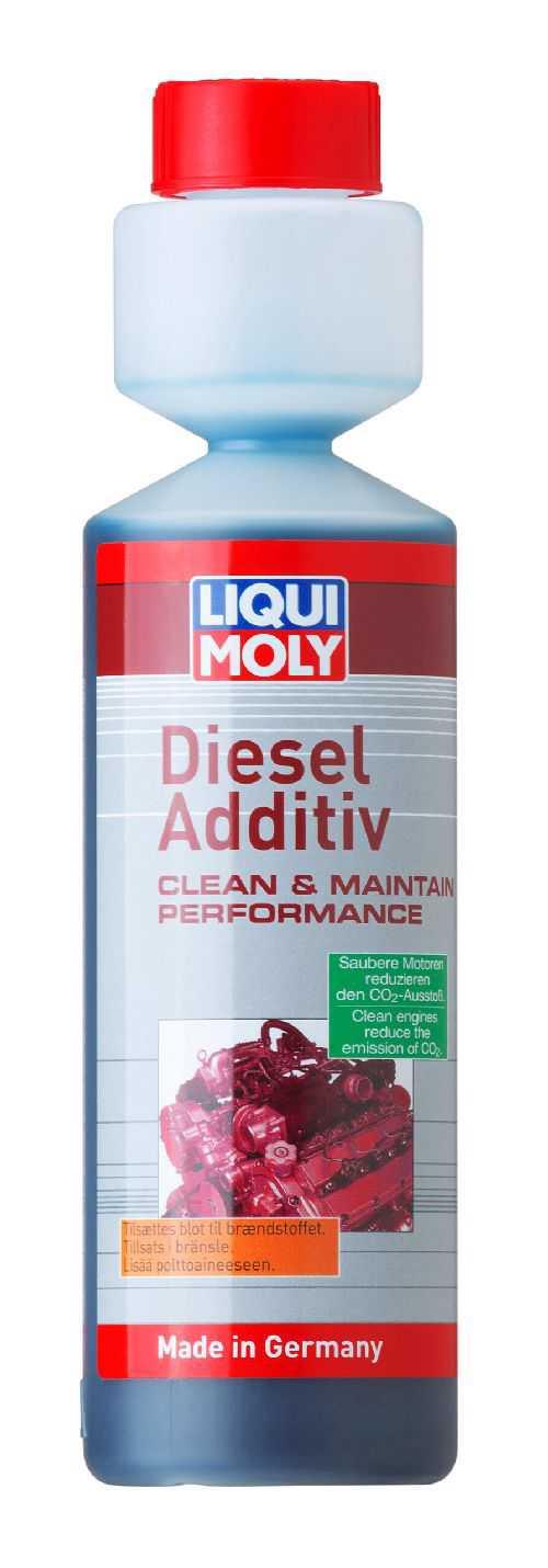 Diesel Additiv fra Liqui Moly